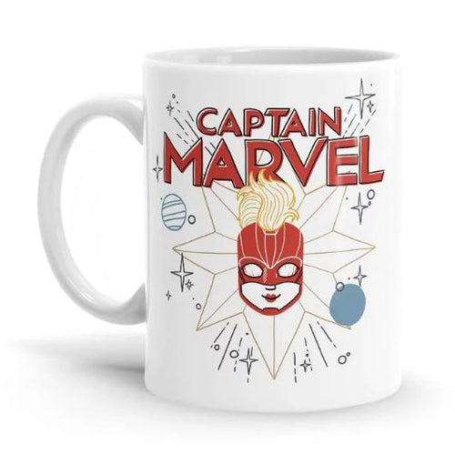 Captain And The Goose- Marvel Mug