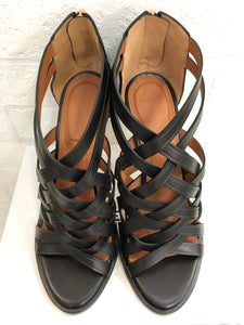 Givenchy Strappy Cage Heels