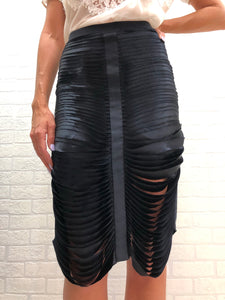 Dion Lee Ribbon Skirt