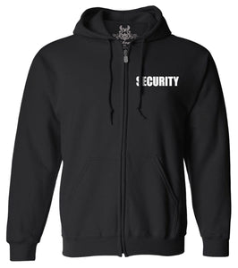 Security Uniform Fleece Jacket