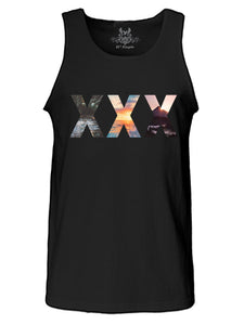 XXX Digital Print Tank Top
