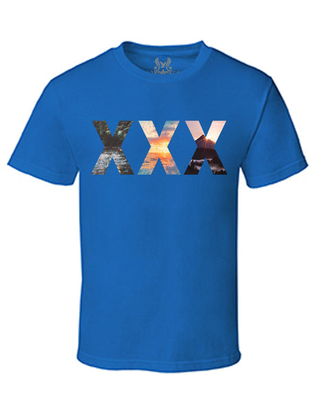 XXX Digital Print T-Shirt
