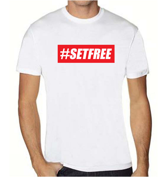 SetFree Graphic Print T-Shirt