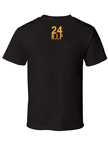 """MAMBA OUT"" KOBE #24 T-Shirt"