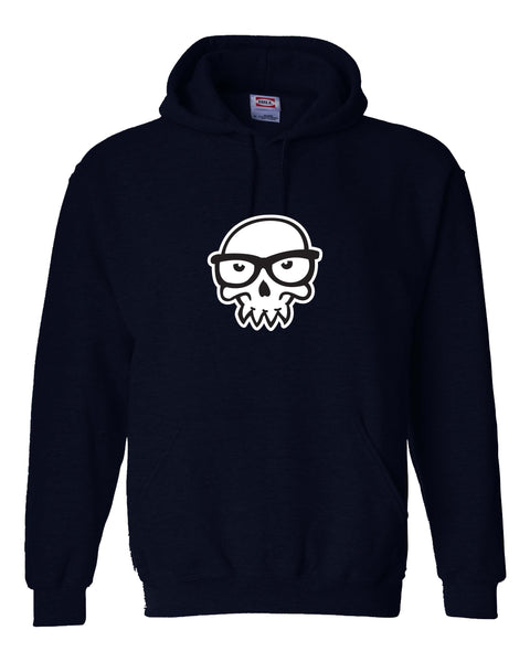 Cute Skeleton Fleece Hoodie