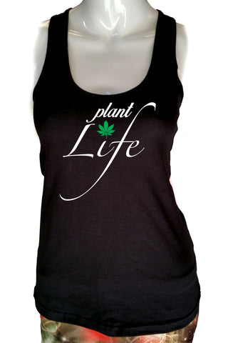 Plant Life Womens Tank Top