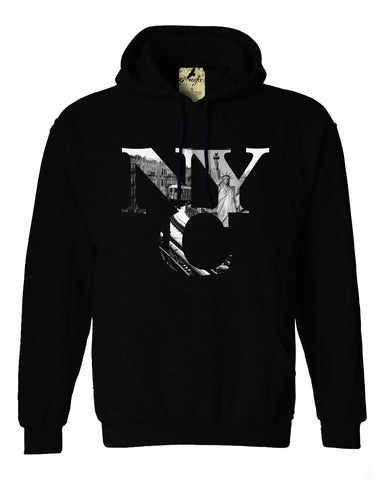 NYC Pullover Hoodie