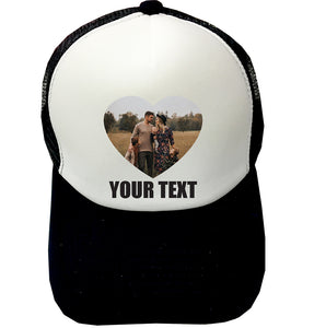 "Customizable ""Your Text/ Your Logo"" Hat"