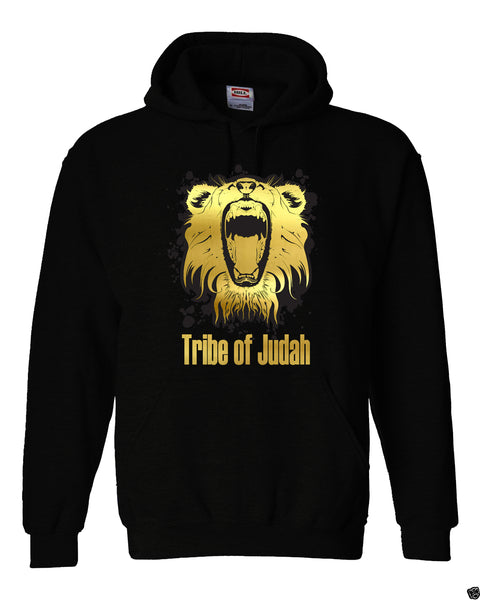 Tribe of Judah Fleece Hoodie