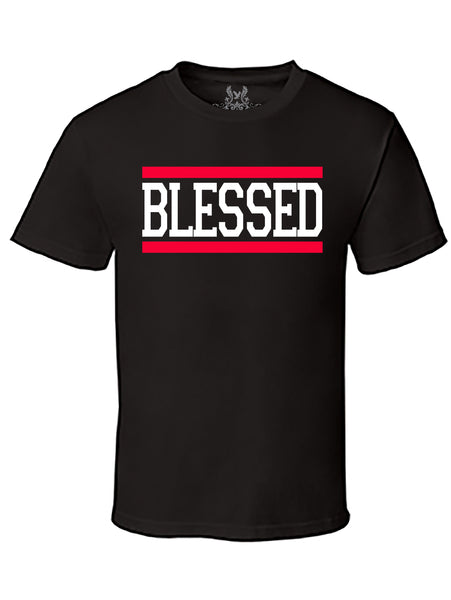 Blessed Graphic Print T-Shirt