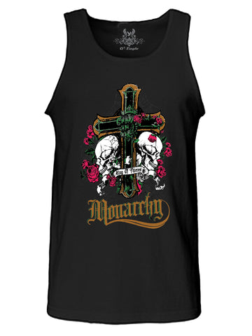 Monarchy Digital Print Tank Top