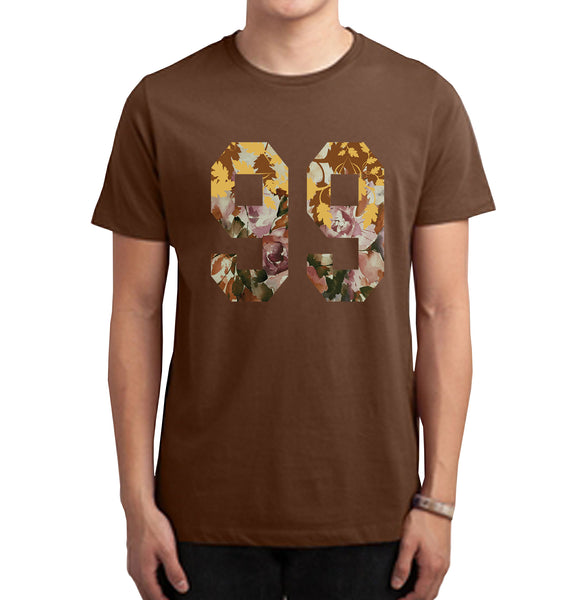 99 Digital Print T-Shirt