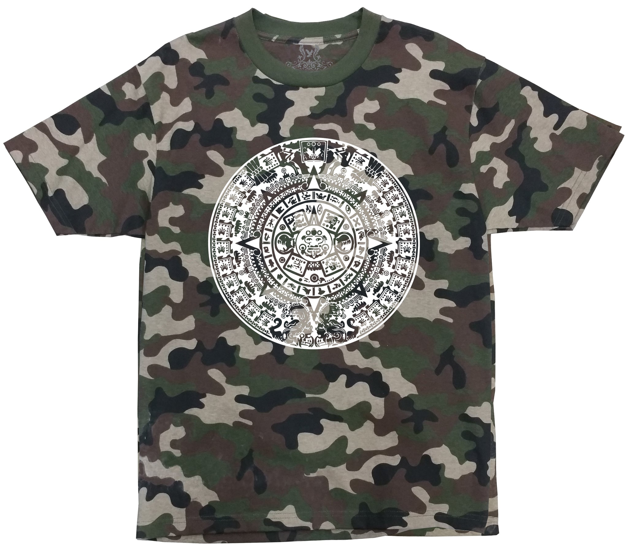 Native Tribe Print T-Shirt
