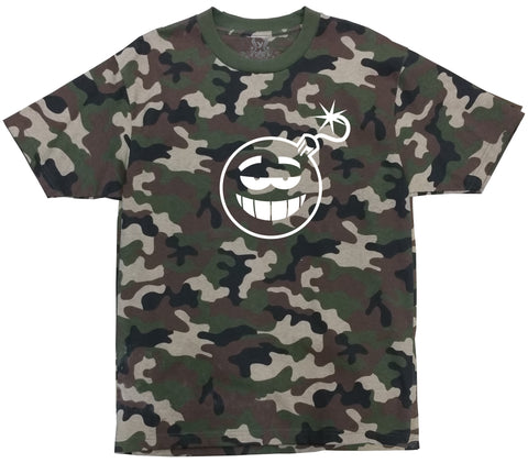 Smiley Bomb T-Shirt