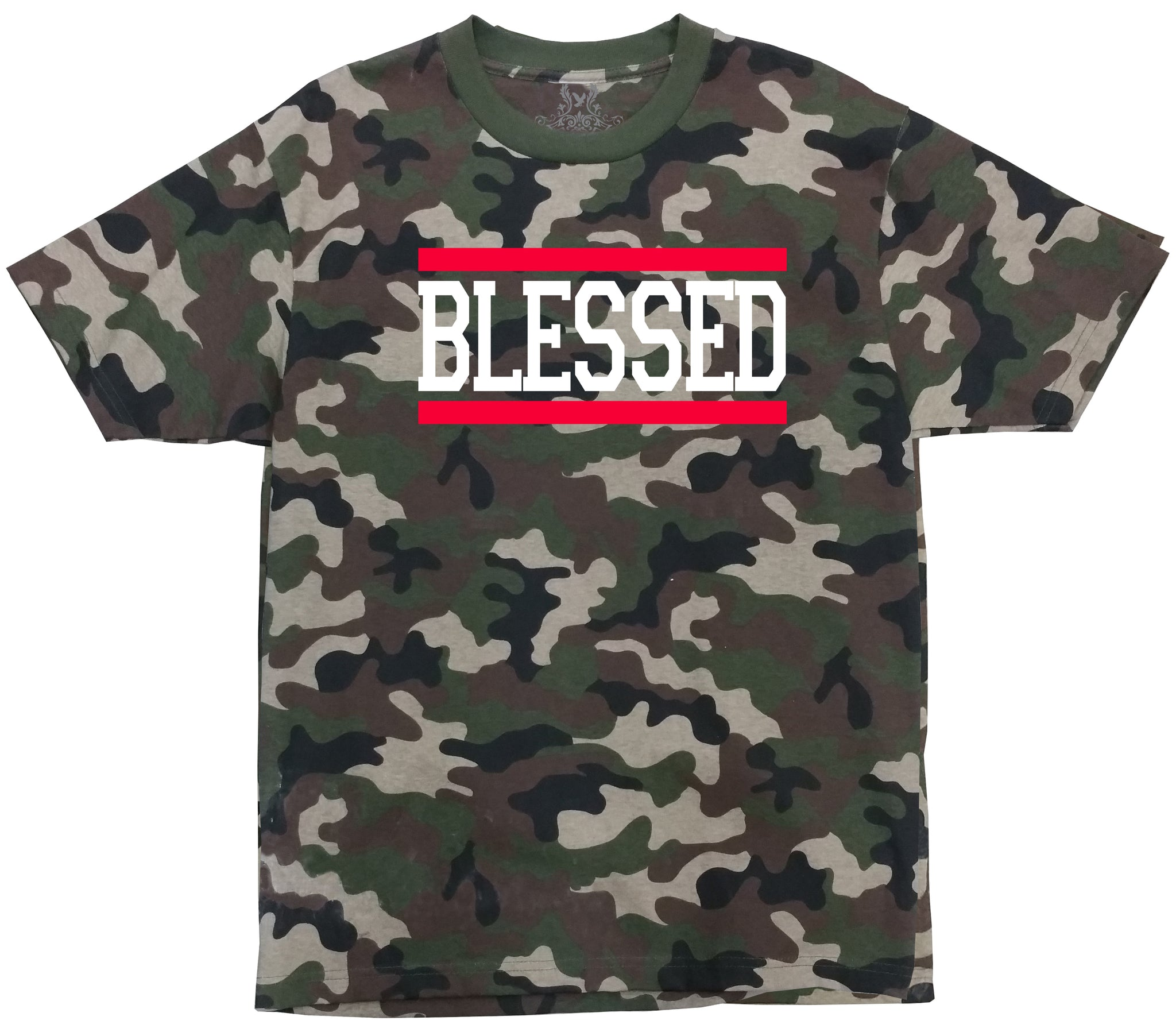 Blessed Print T-Shirt
