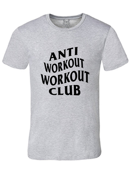 Anti Workout Workout Club T-Shirt