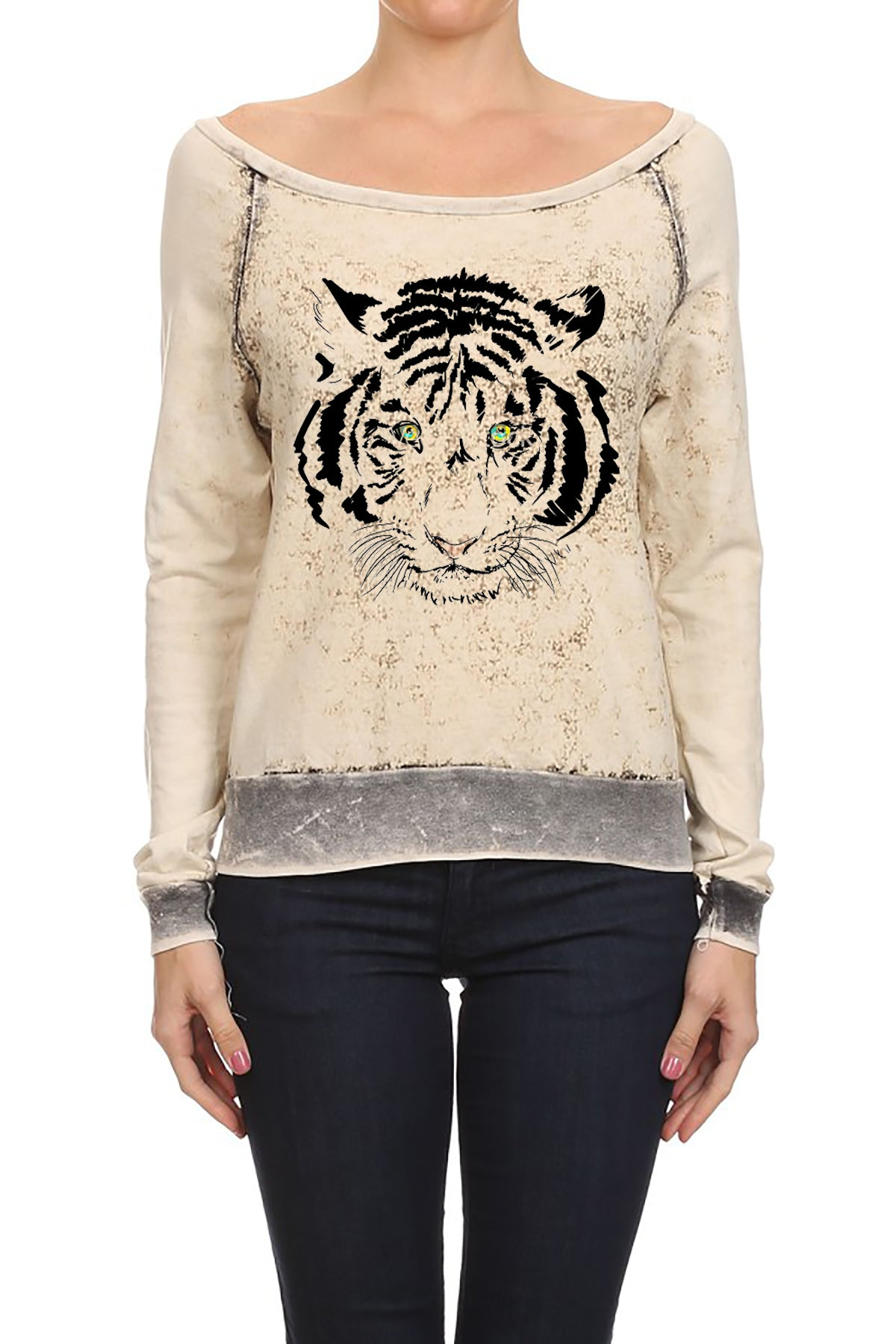 Tiger Women's Sweaters