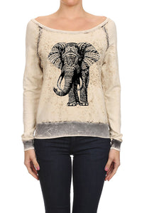 Elephant Women's Sweaters