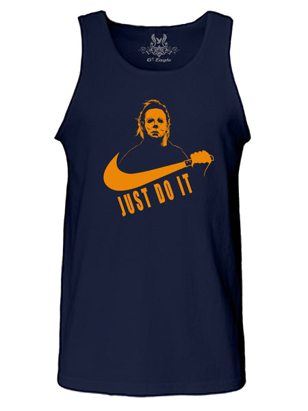 "Freddy Kruegar ""Just Do It"" Tank Top"