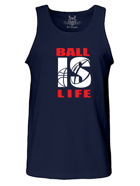 Ball Is Life Tank Top