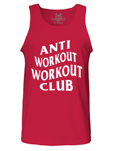 Anti Workout Workout Club Tank Top