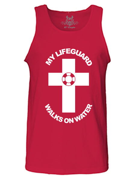 My LifeGuard Tank Top