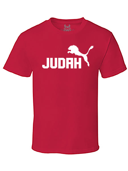 Judah Graphic Print T-Shirt