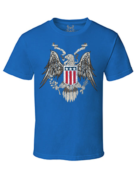 USA Pride Digital Print T-Shirt