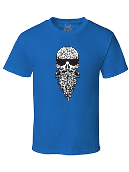 Bearded Skull T-Shirt