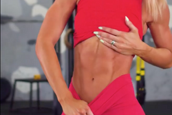 Zero Running HIIT Cardio Circuit with LIV Body Athlete Valentina Lequeux