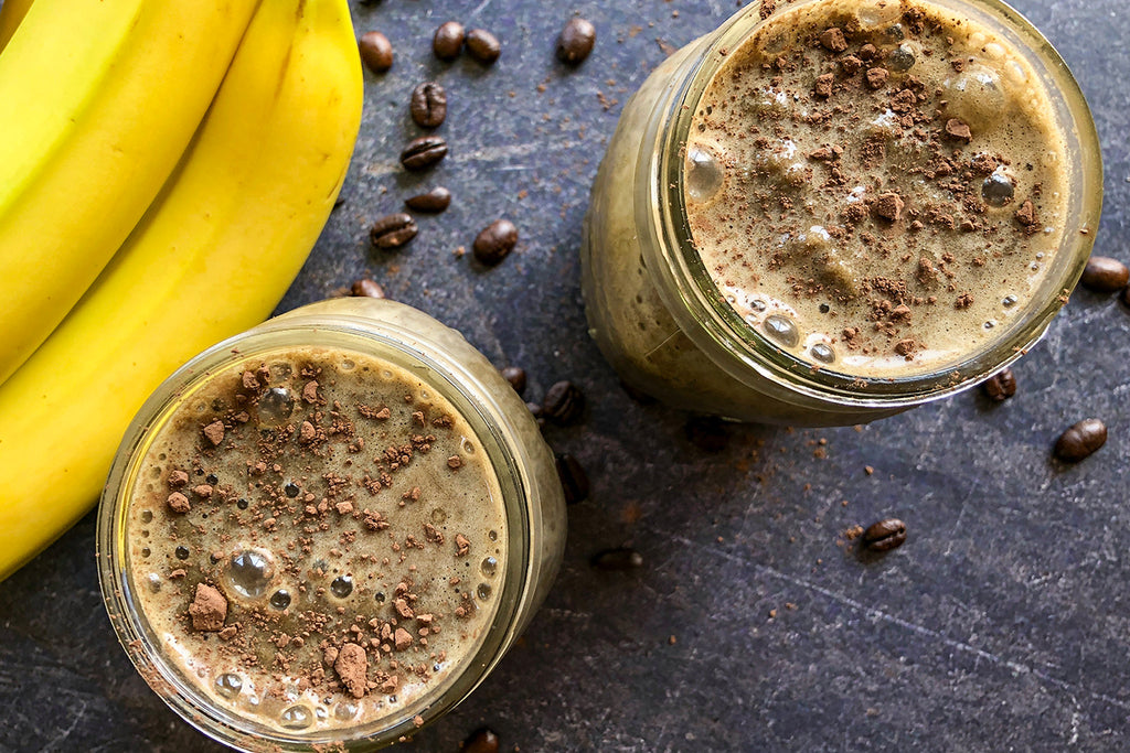 Mocha Cappuccino Smoothie Recipe