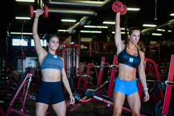 Full Body Workout with LIV Body Athletes Natalie Matthews and Janna Breslin