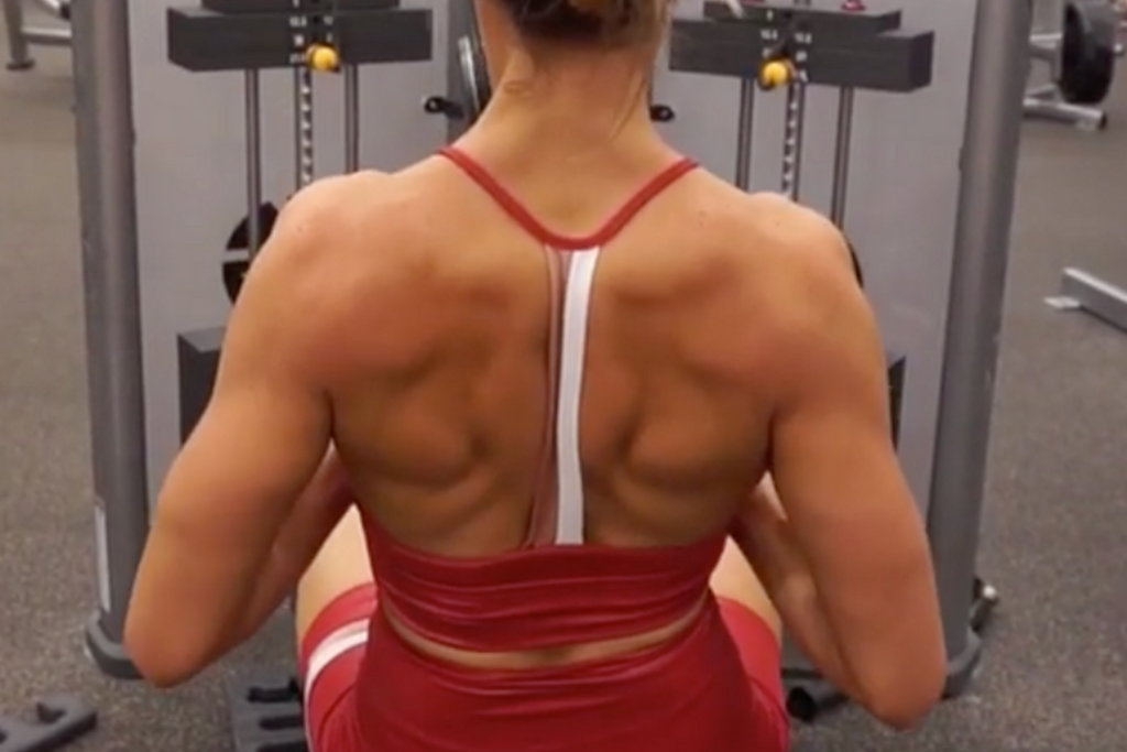 Invigorating Back Day with LIV Body Athlete Jordan Edwards