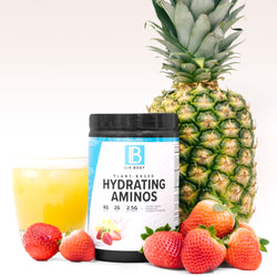 LIV Body | BCAA: Multiple Benefits of LIV Body's Hydrating Aminos