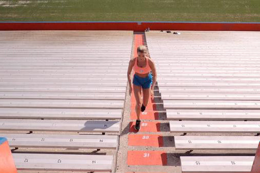 Stadium Workout with LIV Body Athlete Jordan Edwards