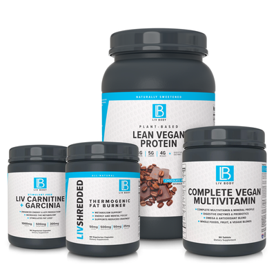 Val's Vegan Lean & Fit Stack