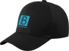 LIV Body Dad Hat - Blue | Black - LIV Body