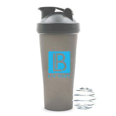 LIV Body Shaker Bottle (20oz) - LIV Body