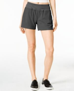 Calvin Klein Active Shorts Charcoal