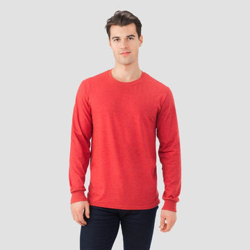 Fruit of the Loom Men's Long Sleeve T-Shirt