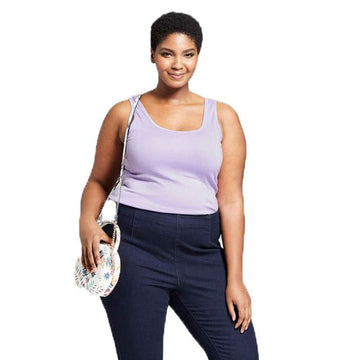 Women's Plus Size Perfect Tank - Ava & Viv