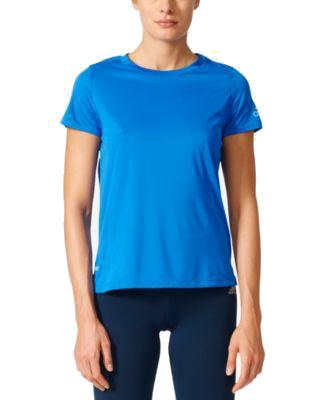 adidas Core Climachill Running T Shirt Ladies
