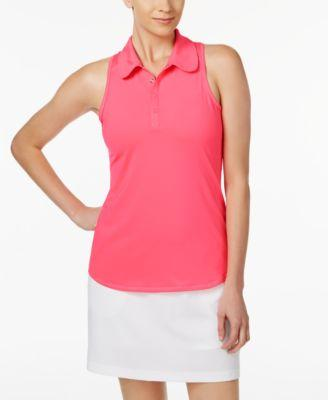 Ideology Sleeveless Golf Polo