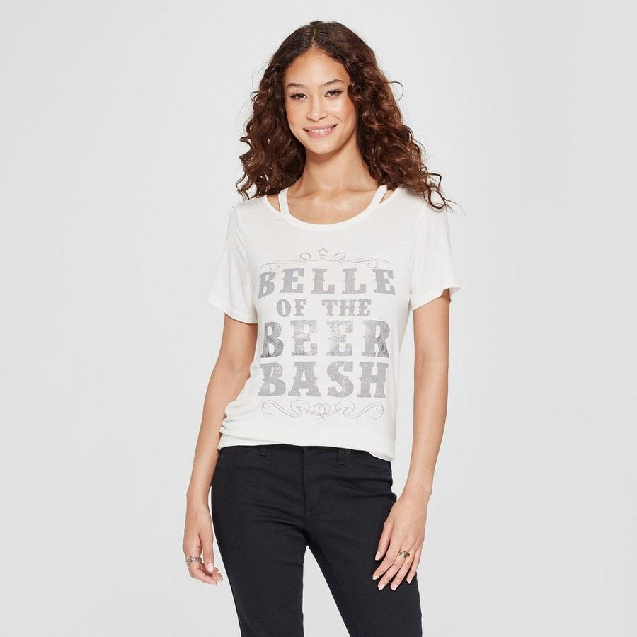 Belle of the Beer Bash Graphic Tee - Zoe + Liv