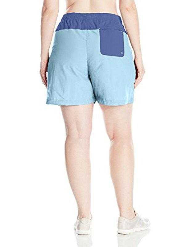 Columbia Sandy River Color Blocked Short