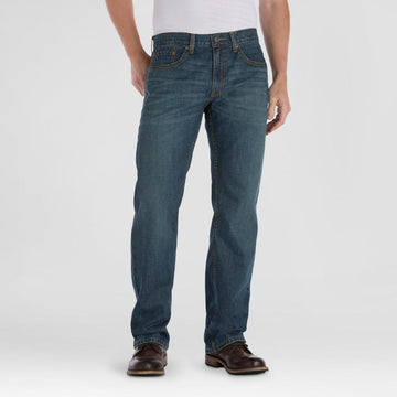 Denizen 285 By Levi's - Relaxed Fit Blue Jeans Men