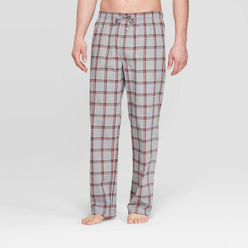 Men's Plaid Pajama Pants - Goodfellow & Co
