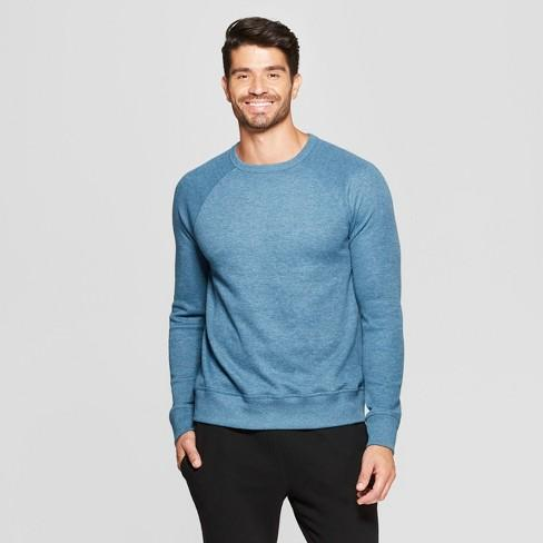 Men's Standard Fit Long Sleeve Waffle Thermal T-Shirt