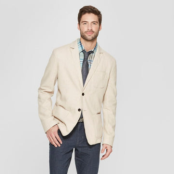 Men's Standard Fit Blazer - Goodfellow & Co