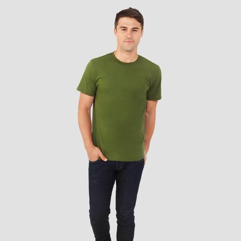 Fruit of the Loom Select Men's Short Sleeve Crew Neck